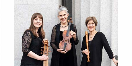Musica Pacifica Baroque: LIVE STREAM tickets