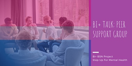Bi+ Talk – Peer Support Group tickets
