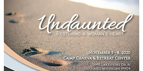 Undaunted Retreat, 2020 tickets