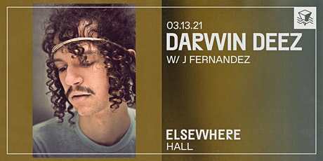 Darwin Deez @ Elsewhere (Hall) tickets