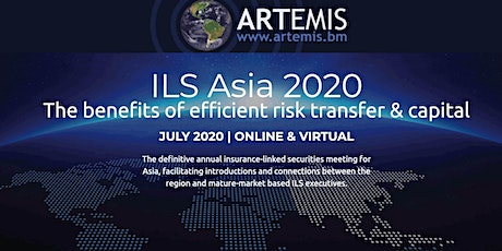 ILS Asia 2020 - Online & Virtual tickets