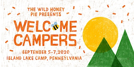 Welcome Campers tickets