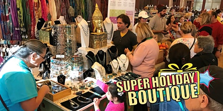 Super Holiday Boutique - Free in Pleasant Hill tickets