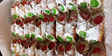 Cannoli and Bomboloni tickets
