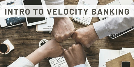 Intro to Velocity Banking + RE Group Presentation WEBINAR tickets