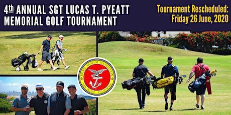 4th Annual Sgt Lucas T Pyeatt Memorial Golf Tournament tickets