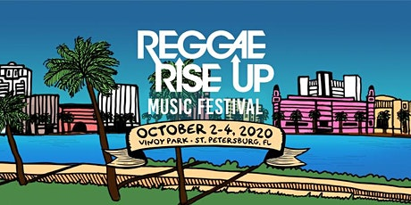 Reggae Rise Up Florida Festival 2020 tickets