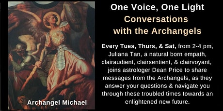 One Voice, One Light - Conversations with the Archangels biglietti