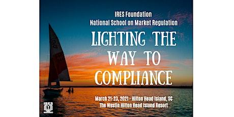 IRES Foundation 2021 National School on Market Regulation tickets