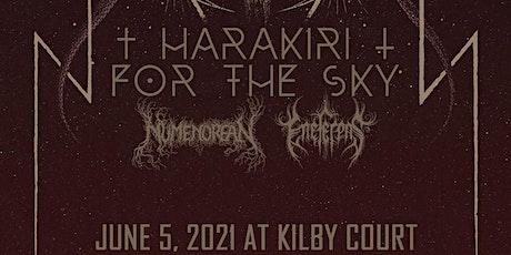 Harakiri For the Sky, Numenorean, Eneferens tickets
