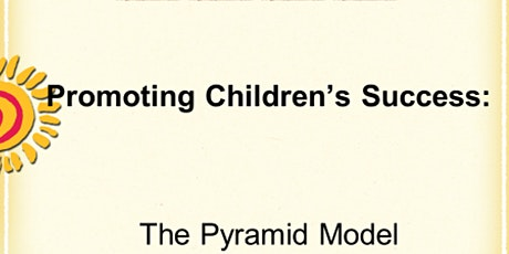 CANCELLED - Nevada TACSEI Pyramid Model Training- Classroom Design tickets