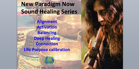 Sound Journey Series for Deep Alignment and Activation tickets