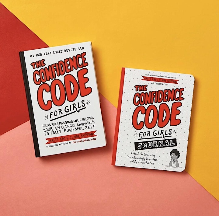 Confidence Code for Girls Virtual Book Club image