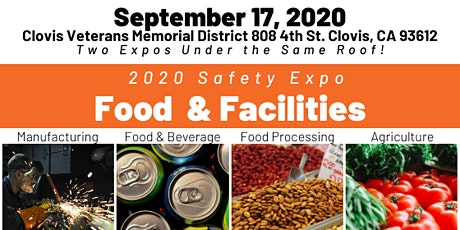 Safety in Food & Facilities Expo tickets