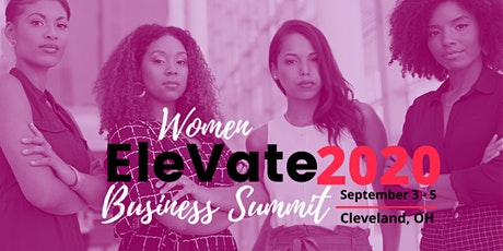 Elevate 2020 Women Business Summit tickets