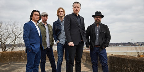 RESCHEDULED PERFORMANCE - Jason Isbell and the 400 Unit tickets