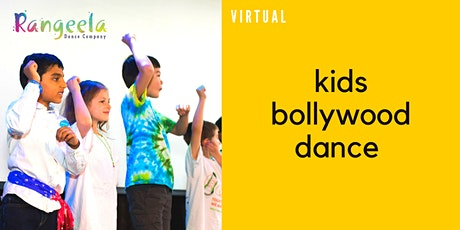 SATURDAY: Virtual Kids Bollywood Dance with Rangeela tickets