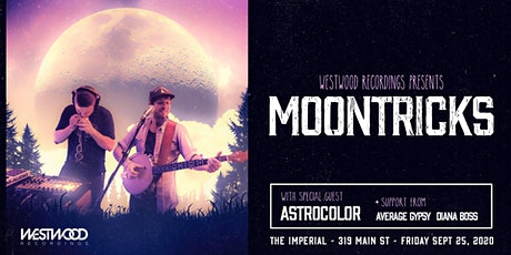 MOONTRICKS tickets