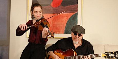 Guitar & Fiddle Duet, Jazz, Blues & More! tickets