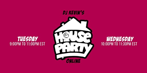 DJ Kevin's House Party