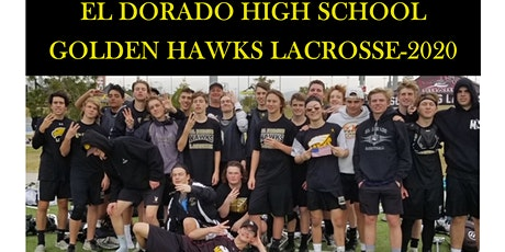 EDHS Boys Lacrosse-Weekly Varsity Team Session tickets
