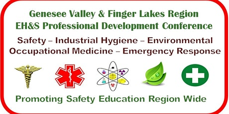 2021 Genesee Valley & Finger Lakes Region EH&S PDC tickets