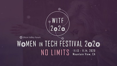 Women in Tech Festival 2020 tickets