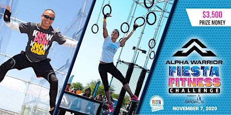 Alpha Warrior Fiesta Fitness Challenge tickets