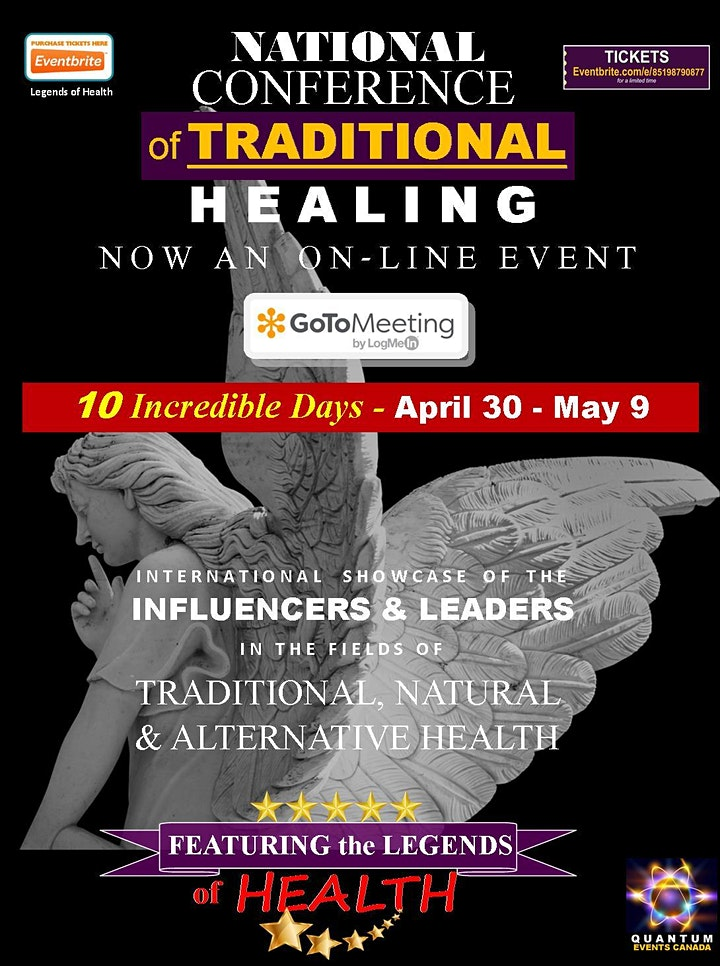 Legends of Health ► at the National Conference of Traditional Healing image