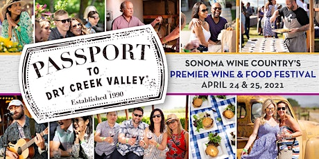 Passport to Dry Creek Valley - 2021 tickets
