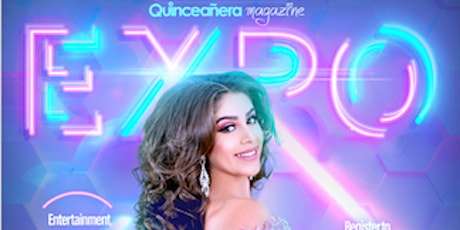Quinceanera Expo July 26, 2020 Los Angeles at Pomona Fairplex  tickets
