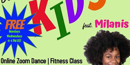Dancer Legs Class for Kids