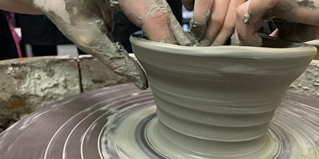 5th grade-9th grade Pottery and art camp tickets