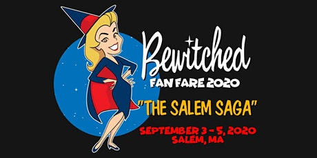 Bewitched Fan Fare 2020: The Salem Saga tickets