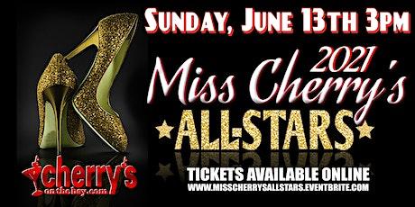 Miss Cherrys All-Stars tickets