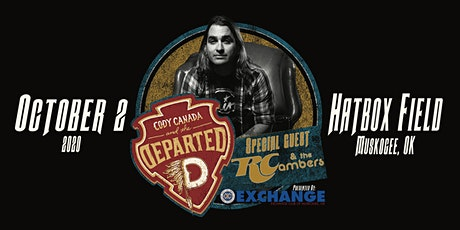 Cody Canada & The Departed Presented by Exchange Club of Muskogee tickets