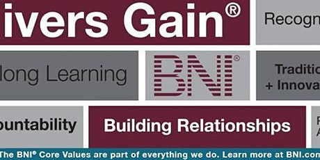 BNI Infinity - The Woodlands tickets