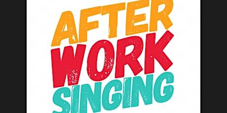After Work Singing: Der Impro-Chor auf Zoom Tickets