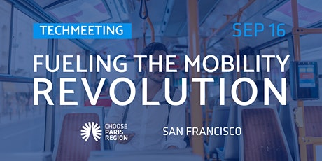 TechMeeting - Fueling the Mobility Revolution billets