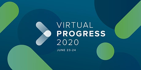 Virtual Progress 2020 Conference tickets