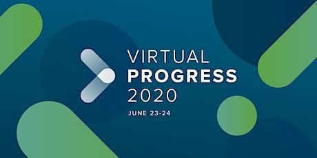 Virtual Progress 2020 Conference tickets