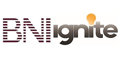 BNI Ignite Online tickets