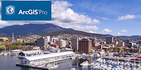 Introduction to ArcGIS Pro, Hobart, August 2020 tickets