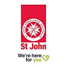 St John Ambulance NT logo