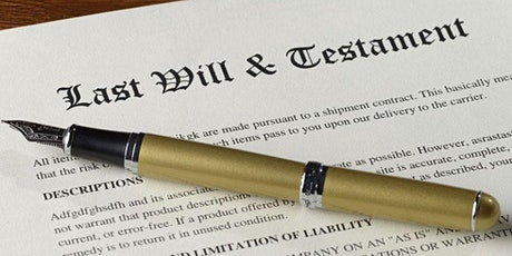 Legacy Webcast- Essentials of a Will Tickets