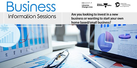 Virtual Business Information Sessions tickets