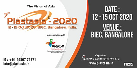 PLASTASIA-2020 EXHIBITION tickets
