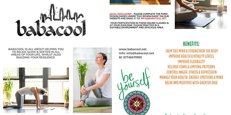 YOGA & RELAXATION FOR SEND PARENT/CARERS tickets