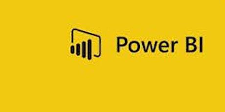 Microsoft Power BI 2 Days Virtual Live Training in Hamilton tickets