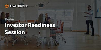 Investor Readiness Session Berlin (Online Workshop